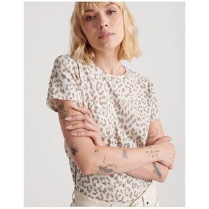 Lucky Brand Tops - Lucky Brand Short Sleeve T-shirt Size Medium